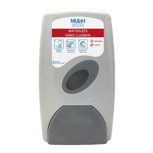 Multisafe Hand Cleaner 800ml Dispenser Unit