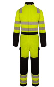 Fire Coverall
