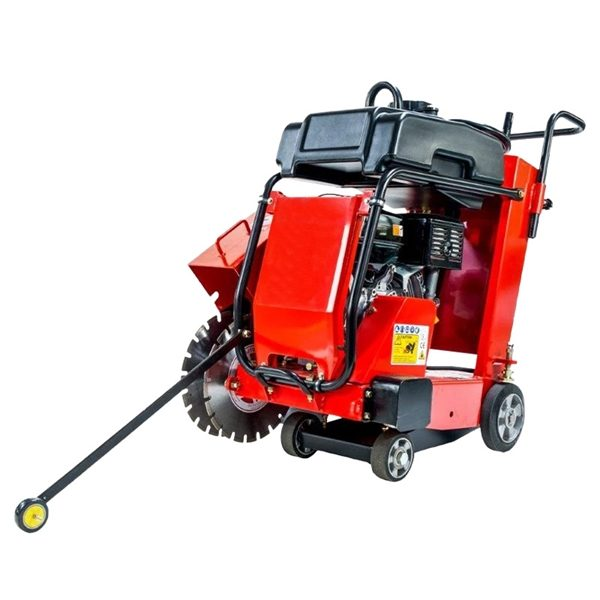 'The Beast' 24HP Twin Cutter Floor Saw