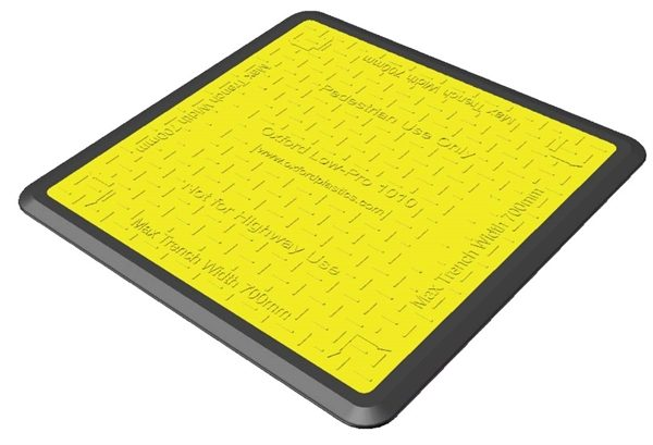 Oxford LowPro 11/11 Trench Cover (1125mm x 1125mm)