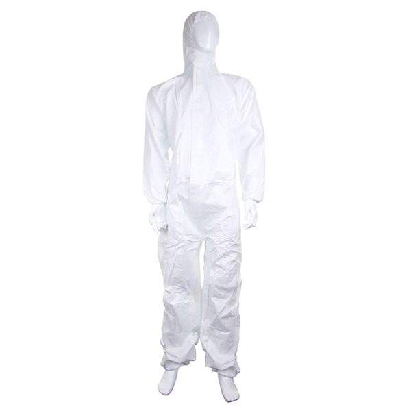 Microporous Type 5/6 Disposable Coverall