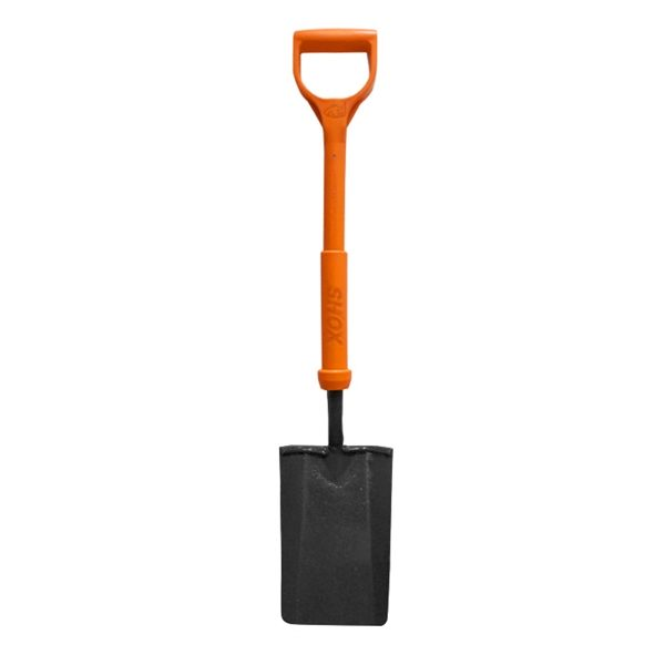 Insulated BS8020 (Shox) Trenching Shovel (2way)